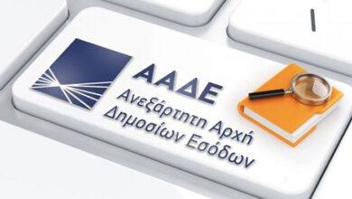 Photo of ΑΑΔΕ: Έκρυβαν εισοδήματα χιλιάδων ευρώ