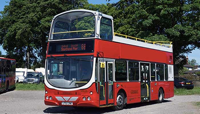 bus open