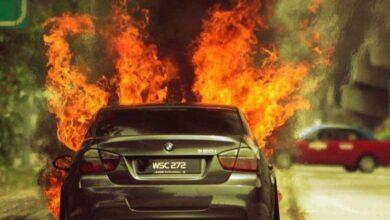 Photo of Ηράκλειο: Αυτοκίνητο τυλίχθηκε στις φλόγες