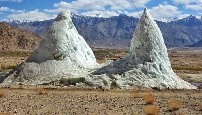 desert ice