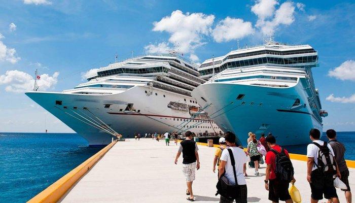 Ηράκλειο: Με πάνω από 200 κρουαζιερόπλοια θα κλείσει η χρονιά στο λιμάνι 1