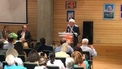 Photo of Χαιρετισμός του Μανόλη Θραψανιώτη στο 9ο συνέδριο του Παγκοσμίου Συμβουλίου Κρητών