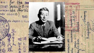 Photo of Τσιούνε Σουγκιχάρα: O Γιαπωνέζος που έσωσε χιλιάδες Εβραίους από το Ολοκαύτωμα