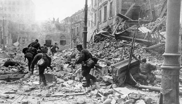 1η Αυγούστου 1944 η ηρωική εξέγερση της Βαρσοβίας 1