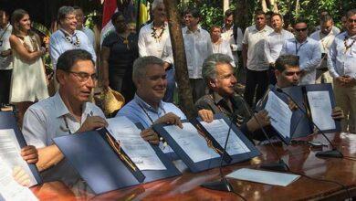 Photo of Αμαζόνιος: Eπτά χώρες υπέγραψαν σύμφωνο για την προστασία του τροπικού δάσους