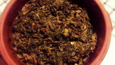 Photo of Μπακαλιάρος παστός με χόρτα και μυριστικά στον φούρνο…