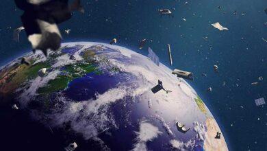 Photo of Περίπου 20.000 διαστημικά σκουπίδια αιωρούνται πάνω από τη Γη