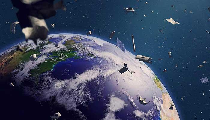 Περίπου 20.000 διαστημικά σκουπίδια αιωρούνται πάνω από τη Γη 1