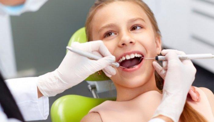 teeth child