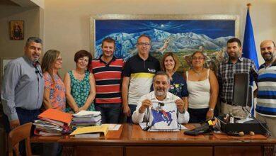 Photo of Οροπέδιο Λασιθίου: Φιλοξενήθηκαν Ευρωπαίοι μαθητές