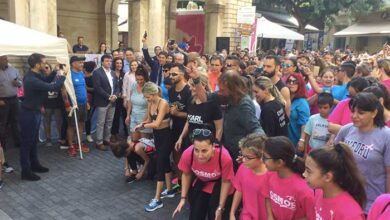 Photo of Ηράκλειο: Εκατοντάδες γυναίκες ετρεξαν και έστειλαν ηχηρό μήνυμα για την πρόληψη του καρκίνου του μαστού