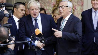 Photo of Brexit: «Έχουμε συμφωνία» δηλώνουν Γιούνκερ-Τζόνσον