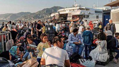 Photo of Η Ελλάδα δεν μπορεί να τα βγάλει πέρα με τον μεγάλο αριθμό μεταναστών