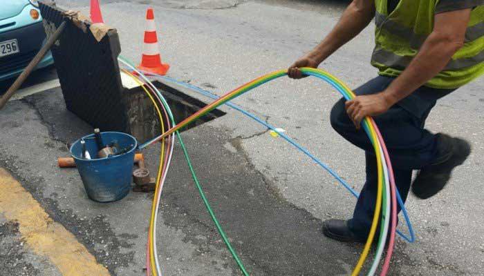 Χανιά: 254 οδοί θα αποκτήσουν πρόσβαση σε οπτικές ίνες! 1