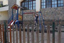 Photo of Αγιος Νικόλαος: Ξεκίνησαν από την Κιτροπλατεία οι επισκευές στις παιδικές χαρές