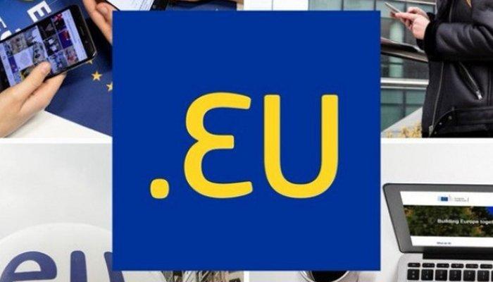 domain eu change