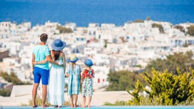 greece family travel