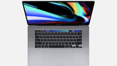 Photo of Νέο Macbook Pro 16 inch με high-end χαρακτηριστικά και τιμή έως $6.099