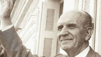 Photo of Σαν σήμερα 1 Νοεμβρίου 1968 πέθανε ο Γεώργιος Παπανδρέου