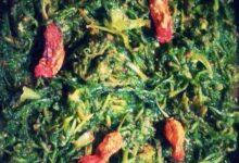 Photo of Πέρκα στον φούρνο με γιαχνιστά (τσιγαριαστά) χόρτα