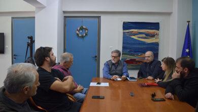 Photo of Αγιος Νικόλαος: Συνάντηση του δημάρχου με το νέο ΔΣ του εμπορικού συλλόγου