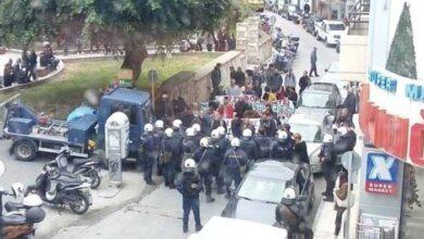 Photo of Ηράκλειο: Αγρια επίθεση των ΜΑΤ σε αγρότες κατά την επίσκεψη Βορίδη (video)