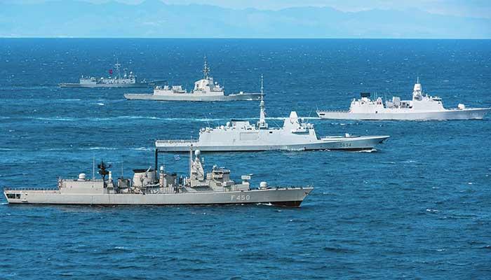 fregates war