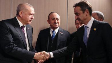 Photo of Ολοκληρώθηκε χωρίς δηλώσεις η συνάντηση Μητσοτάκη – Ερντογάν