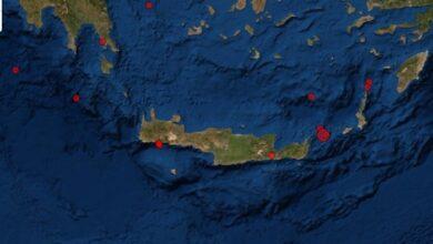 Photo of Κρήτη: Συνεχίζονται οι σεισμικές δονήσεις και στα ανατολικά του νησιού