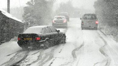 snow driving xioni odigisi