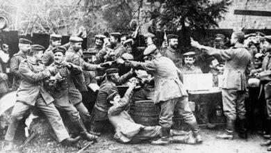 war christmas 1914