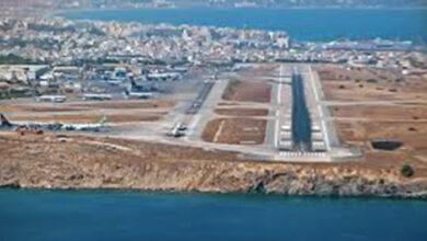 Photo of Ηράκλειο: Έκλεισε το αεροδρόμιο λόγω κακοκαιρίας