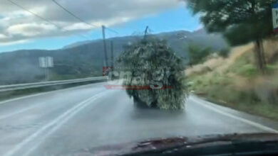 Photo of Κρήτη: Πρωτοχρονιάτικο «φόρτωμα» αγροτικού… για το καλό! (video)