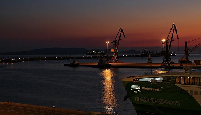limani iraklio port