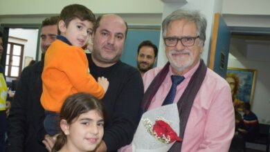 Photo of Αγιος Νικόλαος: Ευχήθηκαν στον Δήμαρχο για την ονομαστική του εορτή