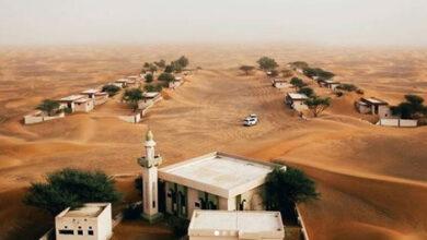Photo of Al Madam: Το χωριό-φάντασμα που «καταπίνει» η έρημος