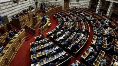 Photo of Βουλή: Μόνο η ΝΔ ψήφισε τη ρύθμιση για την τηλεοπτική καμπάνια