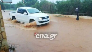 Photo of Ελούντα: Σε «ποτάμια» μετατράπηκαν οι δρόμοι (video)