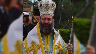Photo of Θεοφιλέστατος Επίσκοπος Κνωσού κ. Πρόδρομος (video)