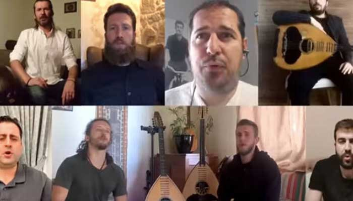 Photo of Μία ξεχωριστή μουσική ιδεά για την μάχη κατά του κορωνοϊού από την Κρήτη (video)