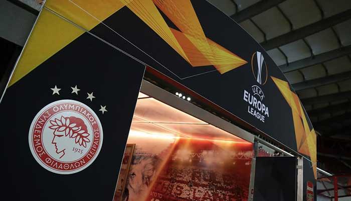 olympiacos europa league