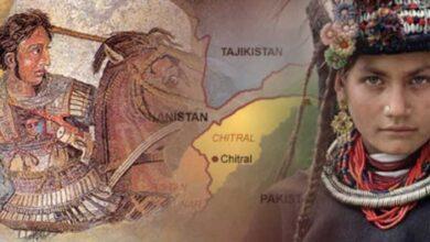 Photo of Οι ελληνικές φυλές του Πακιστάν απόγονοι του Μ. Αλέξανδρου