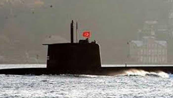Όλα τους τα υποβρύχια βγάζουν οι Τούρκοι σε Αιγαίο και Ιόνιο (video) 1