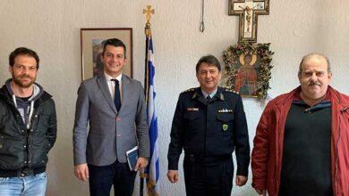 Photo of Η πρώτη συνάντηση της Ενωσης Αστυνομικών Υπαλλήλων με τον αστυνομικό διευθυντή Λασιθίου