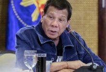 Photo of Κορωνοϊός – Φιλιππίνες: Όποιος δεν συμμορφώνεται, πυροβολείται με διαταγή Ντουτέρτε