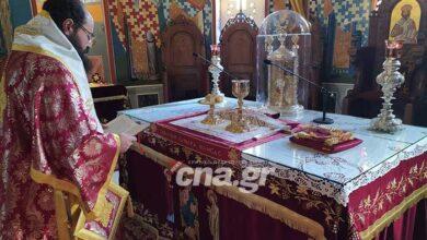 Photo of Σεβασμ. Μητροπολίτης κ. Γεράσιμος: Αναζητούμε τα πρόσωπά σας από την Εκκλησία. Προσευχόμαστε για όλο τον λαό μας.