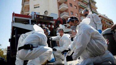 Photo of Πάνω από 800 νέοι νεκροί στην Ισπανία