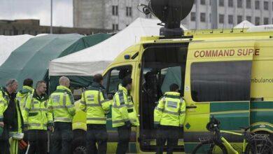 Photo of 563 θάνατοι στη Μεγάλη Βρετανία μέσα σε ένα 24ωρο