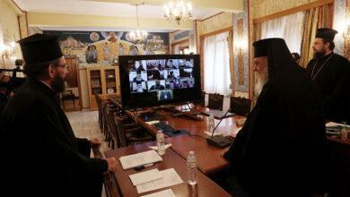 Photo of Πάσχα: Χωρίς πιστούς την Μεγάλη Εβδομάδα – Μόνο διαδικτυακά και τηλεοπτικά
