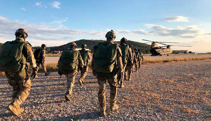 army greece